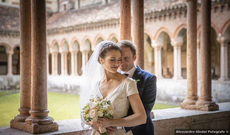 Il matrimonio di Fernando e Rachele a Negrar, Verona