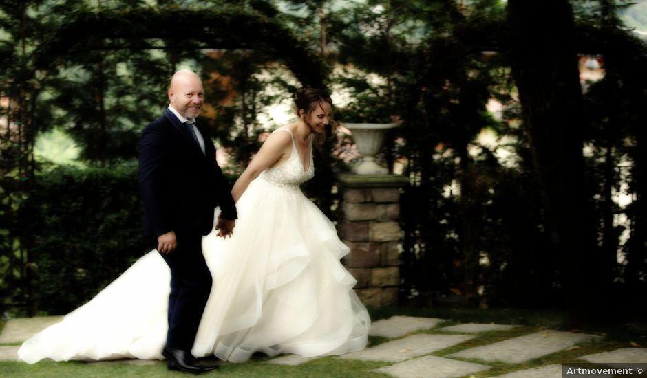 Il matrimonio di Michele e Marika a Montevecchia, Lecco