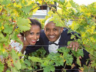 Le nozze di Selam e Fitsum