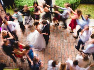 Le nozze di Dasha e Daniele