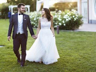 Le nozze di Marzia e Emilio