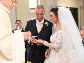 Le nozze di Chiara e Fulvio