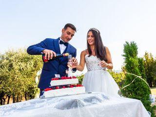 Le nozze di Soraya e Flavio