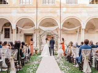 Le nozze di Matilde e Milos