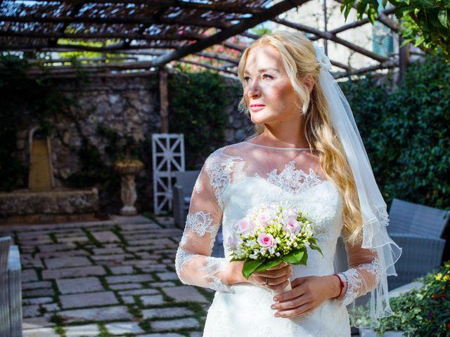 Il matrimonio di Giovanni e Viktoria a Amalfi, Salerno 2