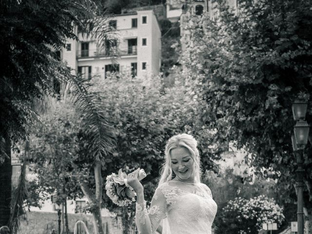Il matrimonio di Giovanni e Viktoria a Amalfi, Salerno 5