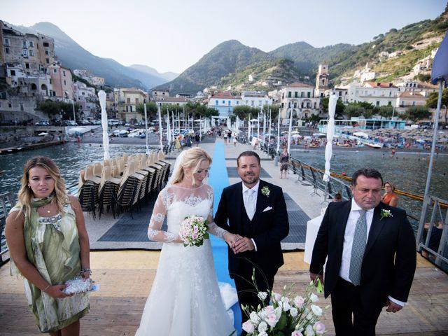 Il matrimonio di Giovanni e Viktoria a Amalfi, Salerno 7