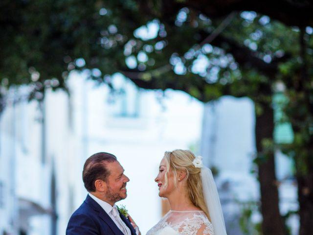 Il matrimonio di Giovanni e Viktoria a Amalfi, Salerno 9