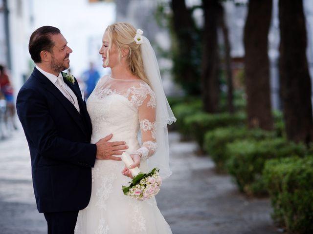 Il matrimonio di Giovanni e Viktoria a Amalfi, Salerno 10