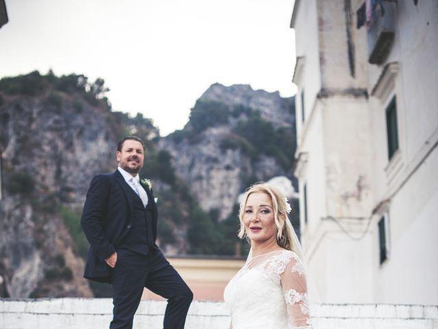 Il matrimonio di Giovanni e Viktoria a Amalfi, Salerno 12
