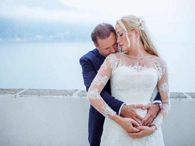 Il matrimonio di Giovanni e Viktoria a Amalfi, Salerno 13