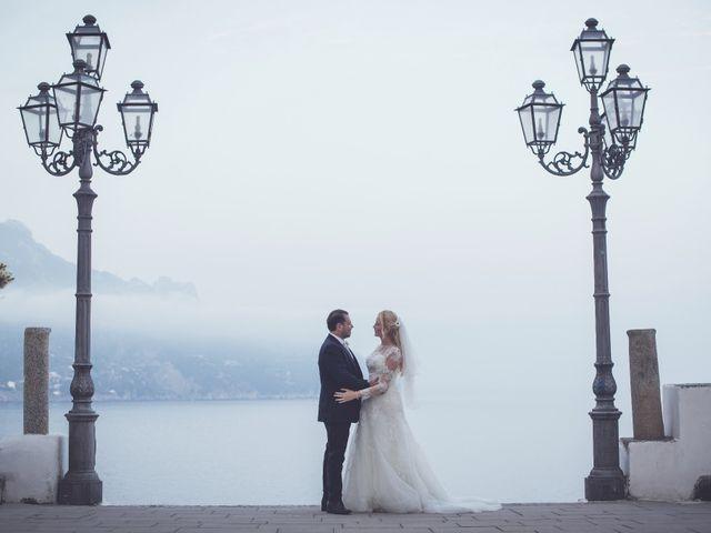 Il matrimonio di Giovanni e Viktoria a Amalfi, Salerno 14