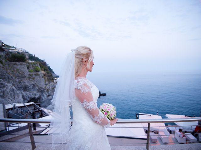 Il matrimonio di Giovanni e Viktoria a Amalfi, Salerno 15
