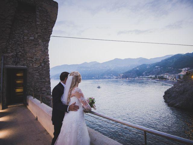 Il matrimonio di Giovanni e Viktoria a Amalfi, Salerno 16