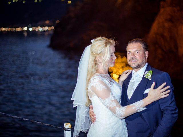 Il matrimonio di Giovanni e Viktoria a Amalfi, Salerno 19