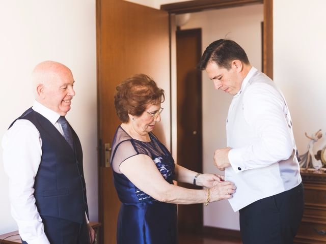 Il matrimonio di Davide e Mariachiara a Dolianova, Cagliari 14
