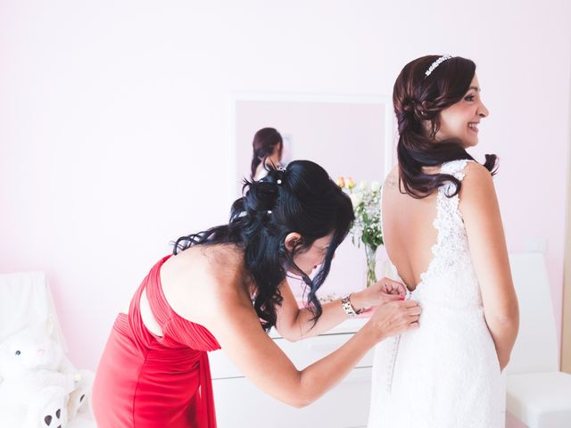 Il matrimonio di Davide e Mariachiara a Dolianova, Cagliari 27