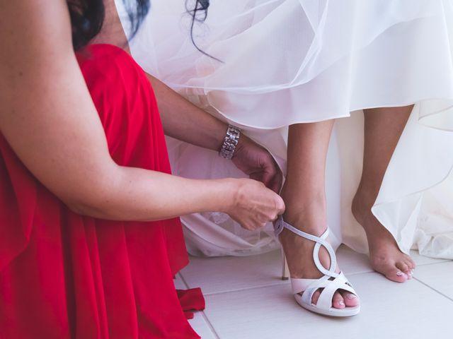 Il matrimonio di Davide e Mariachiara a Dolianova, Cagliari 30