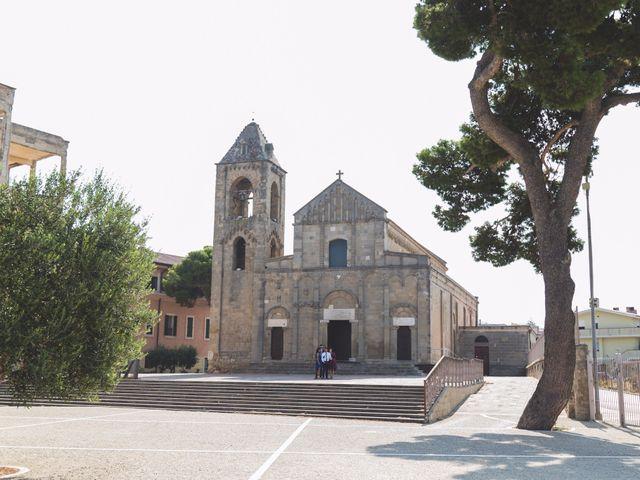 Il matrimonio di Davide e Mariachiara a Dolianova, Cagliari 37