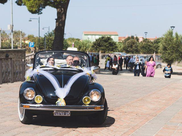 Il matrimonio di Davide e Mariachiara a Dolianova, Cagliari 43