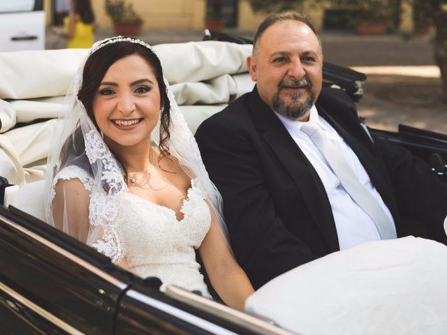 Il matrimonio di Davide e Mariachiara a Dolianova, Cagliari 44