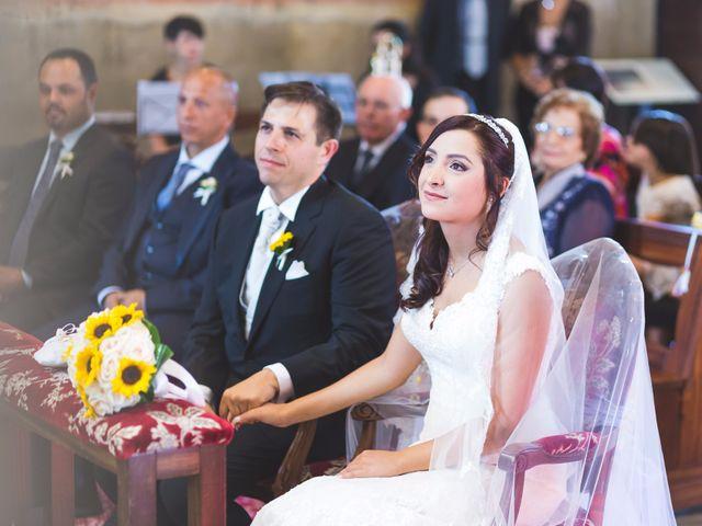 Il matrimonio di Davide e Mariachiara a Dolianova, Cagliari 62