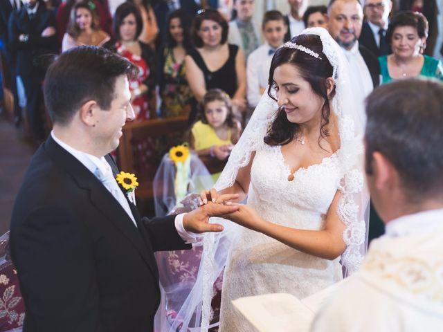 Il matrimonio di Davide e Mariachiara a Dolianova, Cagliari 71