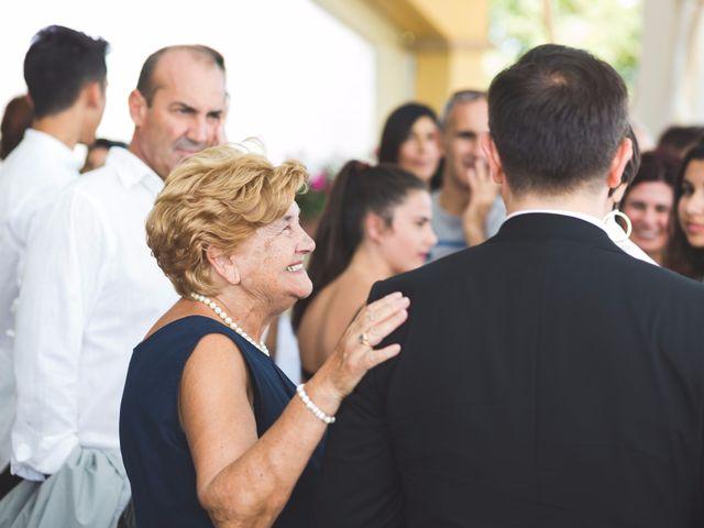 Il matrimonio di Davide e Mariachiara a Dolianova, Cagliari 126