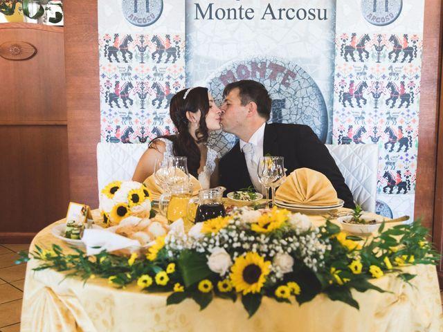 Il matrimonio di Davide e Mariachiara a Dolianova, Cagliari 130