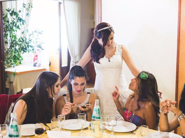 Il matrimonio di Davide e Mariachiara a Dolianova, Cagliari 131