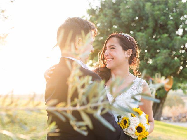Il matrimonio di Davide e Mariachiara a Dolianova, Cagliari 161