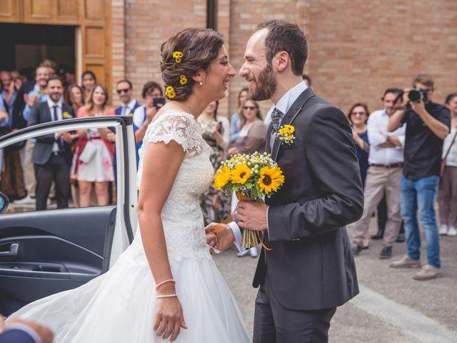 Il matrimonio di Gabriele e Nicoletta a Forlì, Forlì-Cesena 16