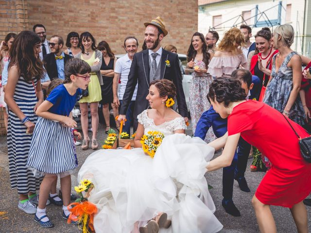 Il matrimonio di Gabriele e Nicoletta a Forlì, Forlì-Cesena 24
