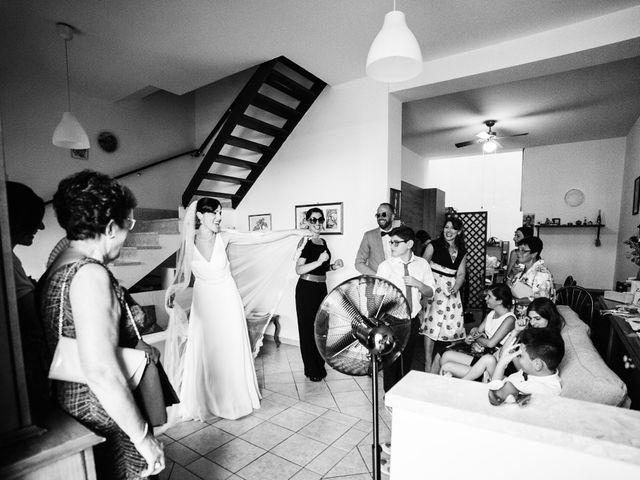Il matrimonio di Carmelo e Tiziana a Santa Teresa di Riva, Messina 6