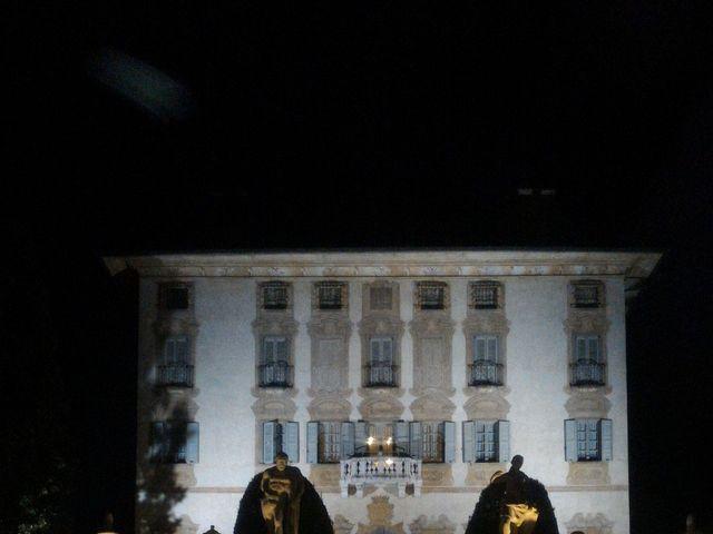 Il matrimonio di Simona e Shalom a Trescore Balneario, Bergamo 3