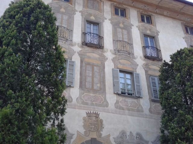 Il matrimonio di Simona e Shalom a Trescore Balneario, Bergamo 1