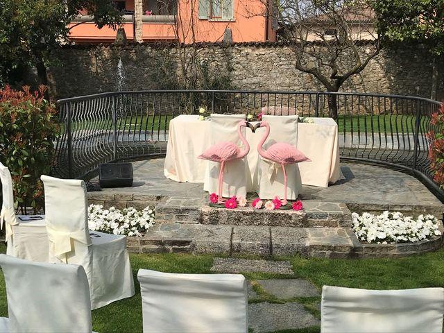 Il matrimonio di Simona e Shalom a Trescore Balneario, Bergamo 5