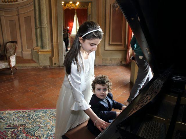 Il matrimonio di Simona e Shalom a Trescore Balneario, Bergamo 2