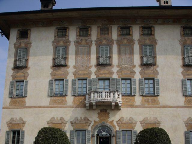 Il matrimonio di Simona e Shalom a Trescore Balneario, Bergamo 8