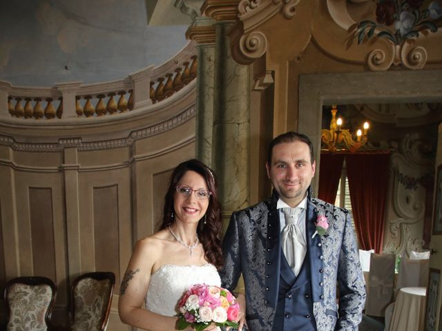 Il matrimonio di Simona e Shalom a Trescore Balneario, Bergamo 9