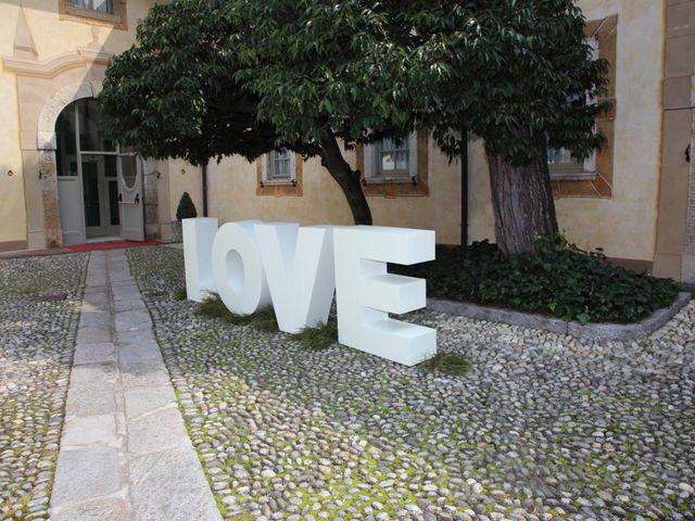 Il matrimonio di Simona e Shalom a Trescore Balneario, Bergamo 13