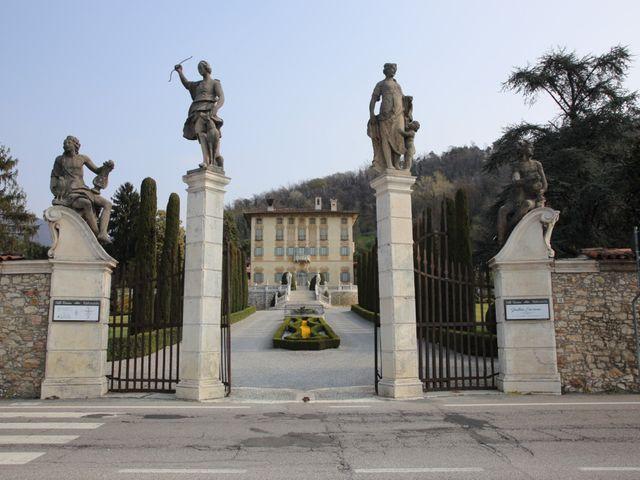 Il matrimonio di Simona e Shalom a Trescore Balneario, Bergamo 17
