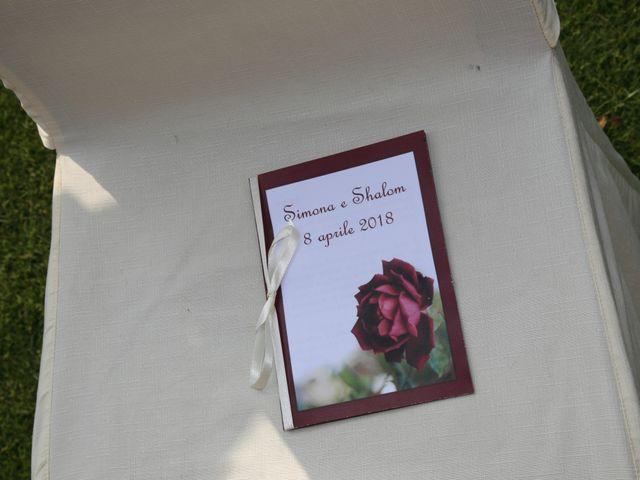 Il matrimonio di Simona e Shalom a Trescore Balneario, Bergamo 20