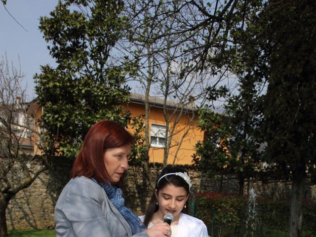 Il matrimonio di Simona e Shalom a Trescore Balneario, Bergamo 22