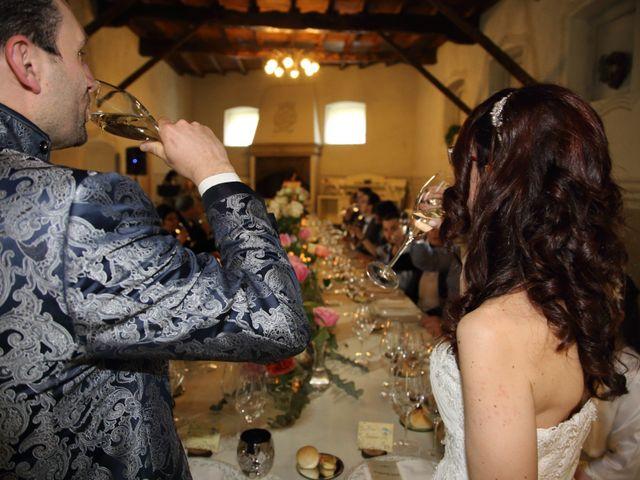 Il matrimonio di Simona e Shalom a Trescore Balneario, Bergamo 26