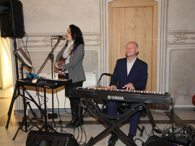 Il matrimonio di Simona e Shalom a Trescore Balneario, Bergamo 28