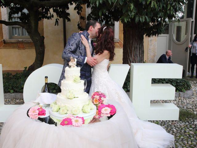 Il matrimonio di Simona e Shalom a Trescore Balneario, Bergamo 30