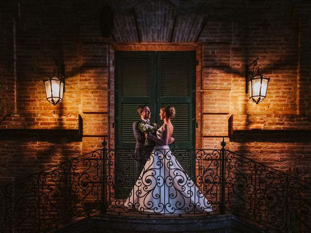 le nozze di Sarah e Carlo