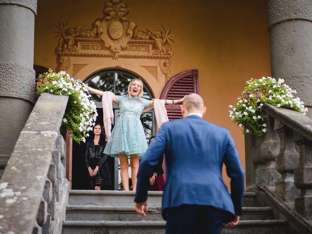 Il matrimonio di Daniele e Dasha a Coccaglio, Brescia 20