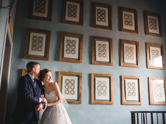 Il matrimonio di Daniele e Dasha a Coccaglio, Brescia 34